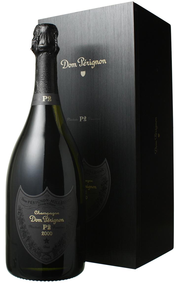 【送料無料】ドン・ペリニヨン P2 [2000] <白> <ワイン/シャンパン>