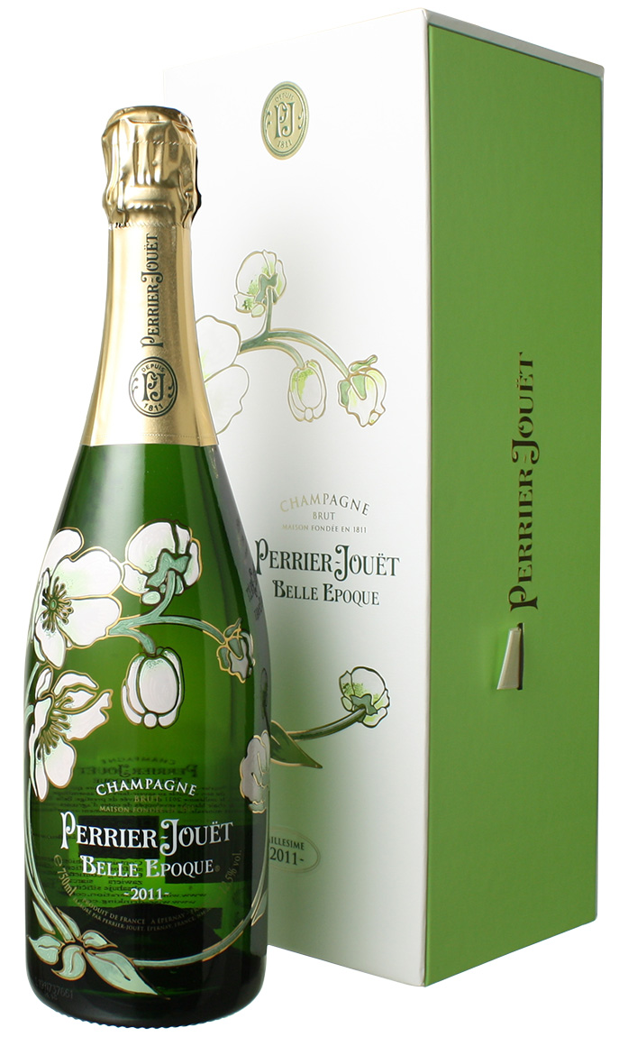 ギフトBOX入り 【送料無料】ペリエ・ジュエ <ワイン/シャンパン> [2011] <白> ベル・エポック