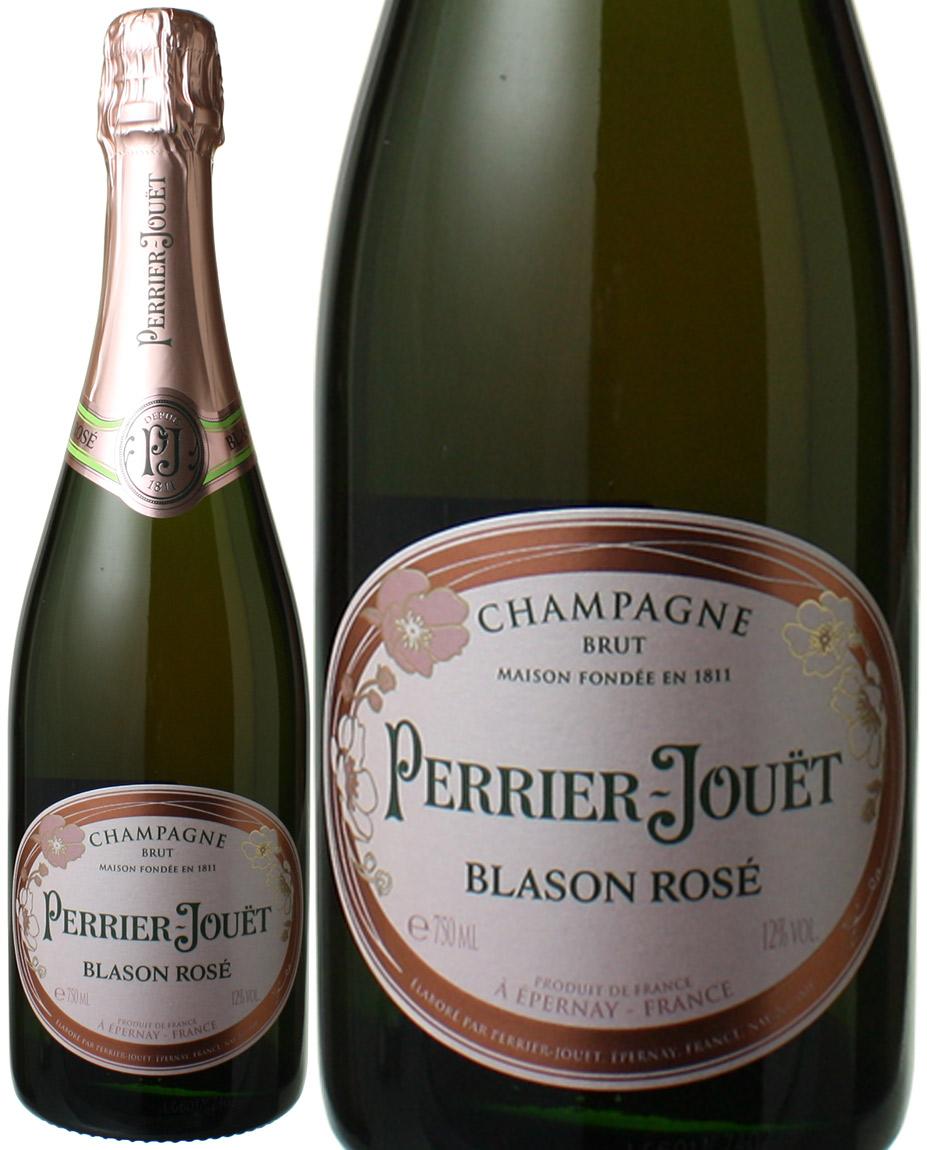【送料無料】ペリエ・ジュエ ブラゾン・ロゼ [NV] <ロゼ> <ワイン/シャンパン>