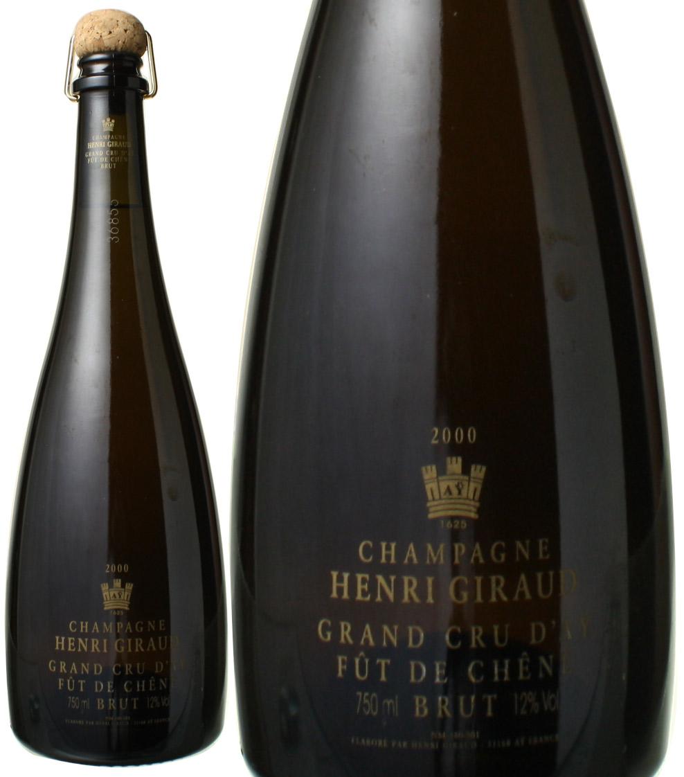 【送料無料】アンリ・ジロー フェ・ド・シェーヌ [2000] <白> <ワイン/シャンパン>