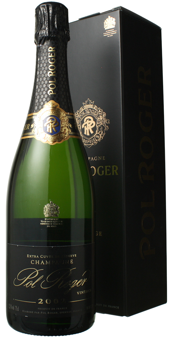 【送料無料】ポル・ロジェ ブリュット・ヴィンテージ [2002] <白> <ワイン/シャンパン>