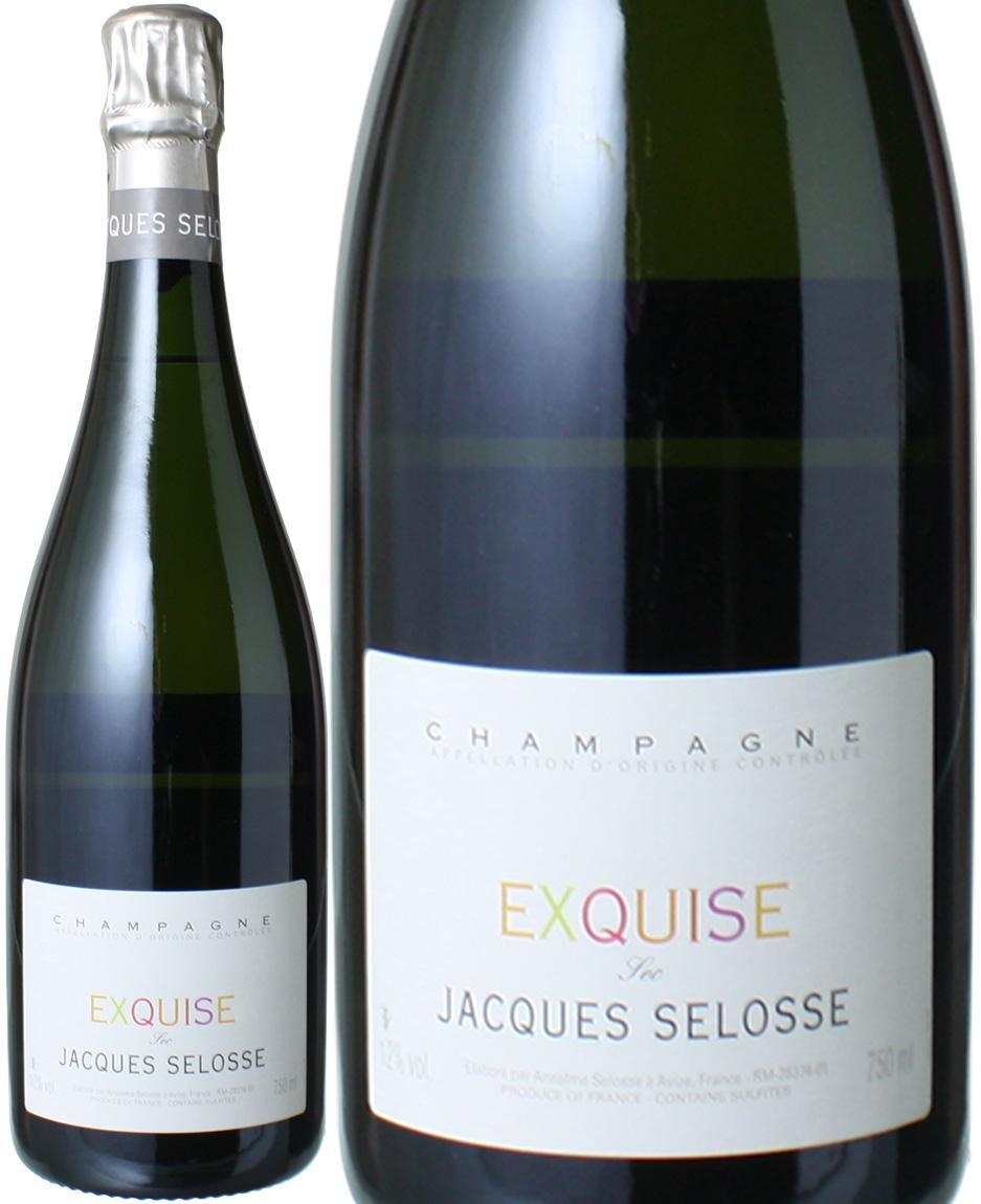 【送料無料】ジャック・セロス エクスキュイーズ NV <白> <ワイン/シャンパン>
