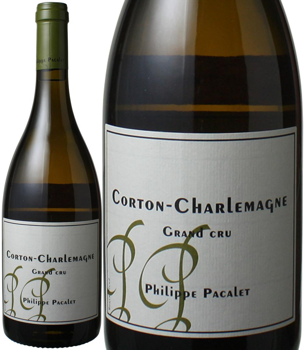 【送料無料】コルトン・シャルルマーニュ [2006] フィリップ・パカレ <白> <ワイン/ブルゴーニュ>