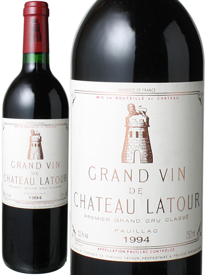 【送料無料】シャトー・ラトゥール [1994] <赤> <ワイン/ボルドー>