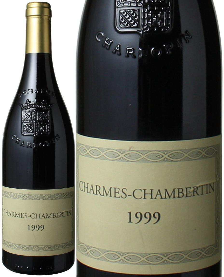 【送料無料】シャルム・シャンベルタン [1999] シャルロパン・パリゾ <赤> <ワイン/ブルゴーニュ>