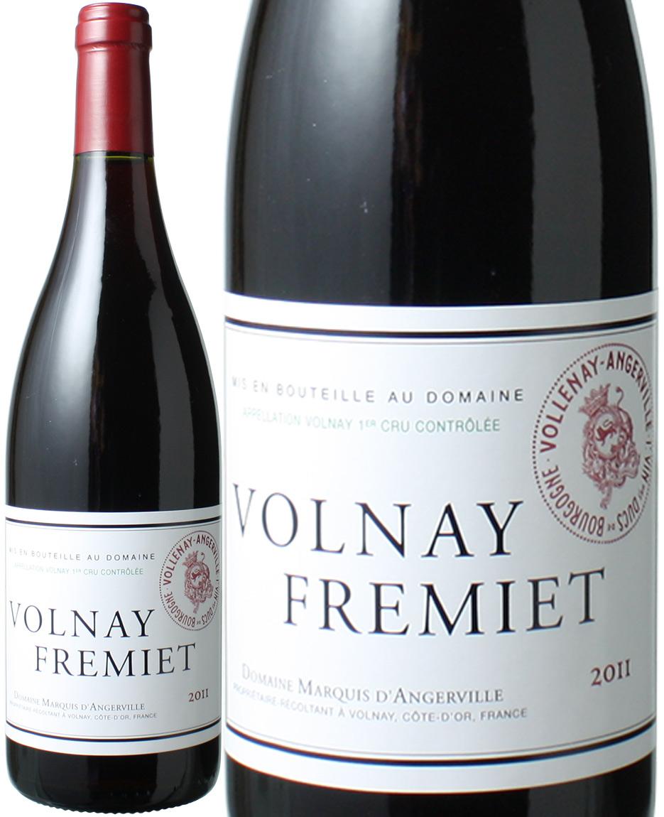 【送料無料】ヴォルネイ・フレミエ [2011] マルキ・ダンジェルヴィーユ <赤> <ワイン/ブルゴーニュ>
