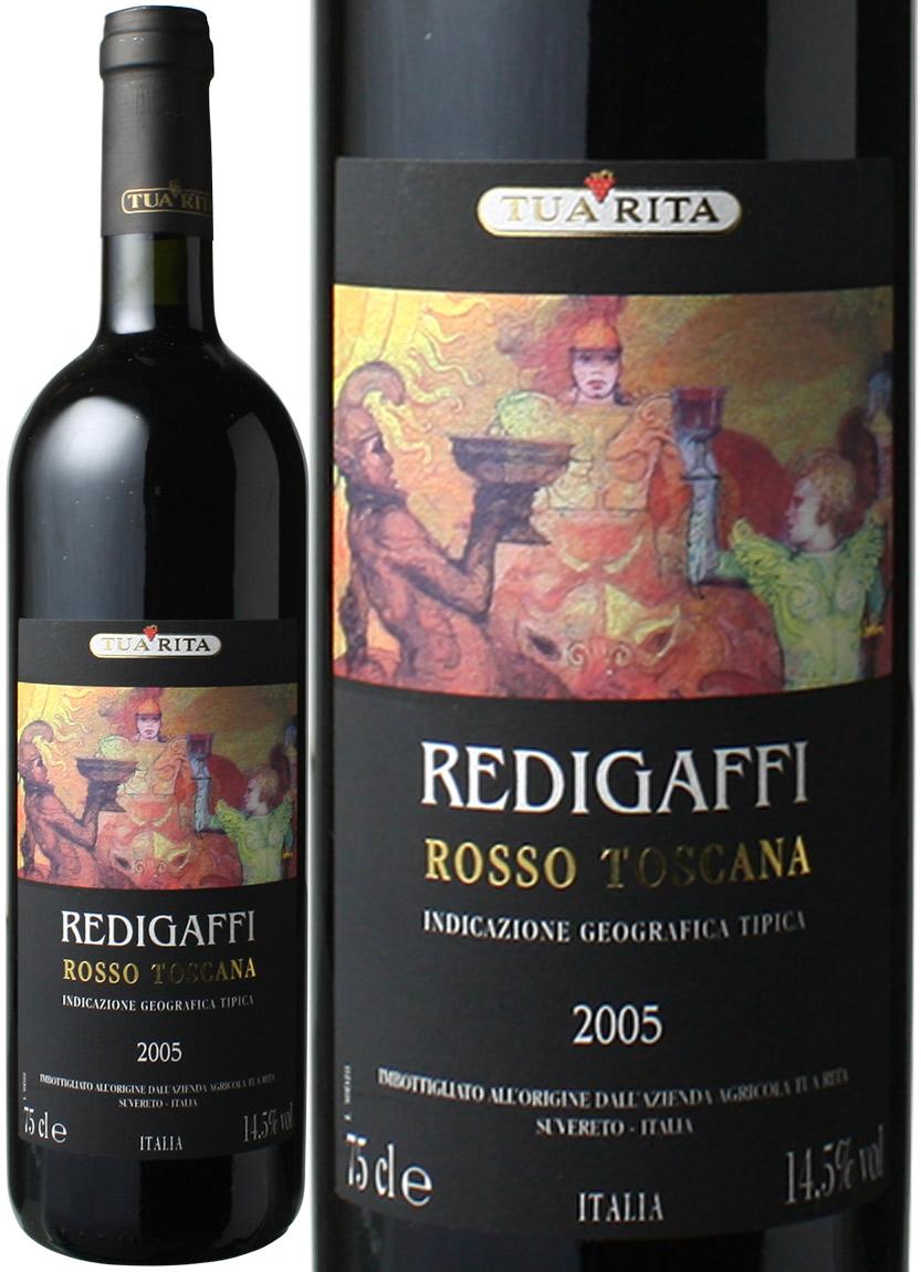 【送料無料】レディガッフィ [2005] トゥア・リータ <赤> <ワイン/イタリア>