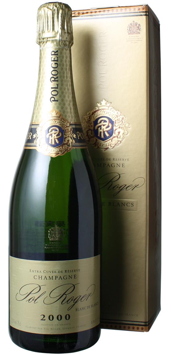 【送料無料】ポル・ロジェ ブラン・ド・ブラン ミレジメ [2000] <白> <ワイン/シャンパン>