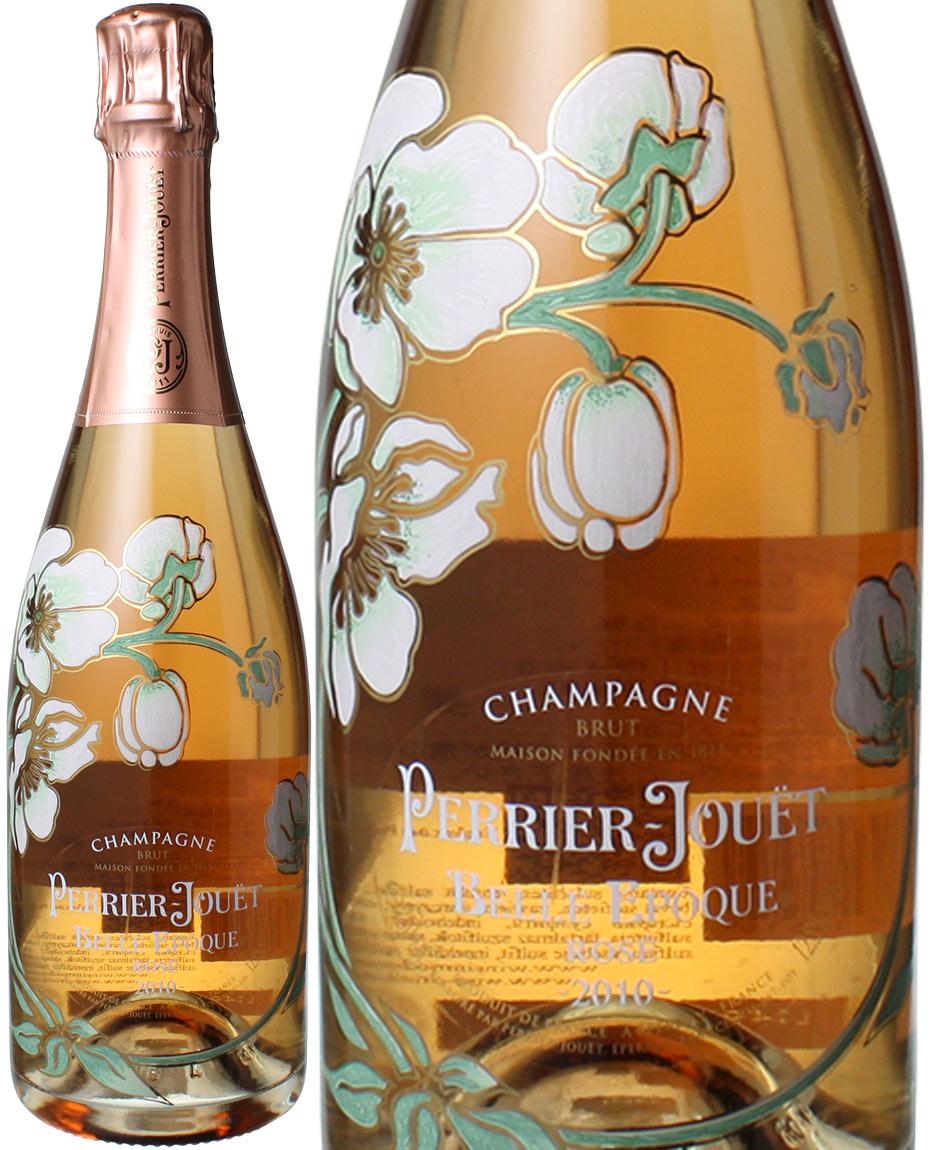 【送料無料】ペリエ・ジュエ ベル・エポック ロゼ [2010] <ロゼ> <ワイン/シャンパン>