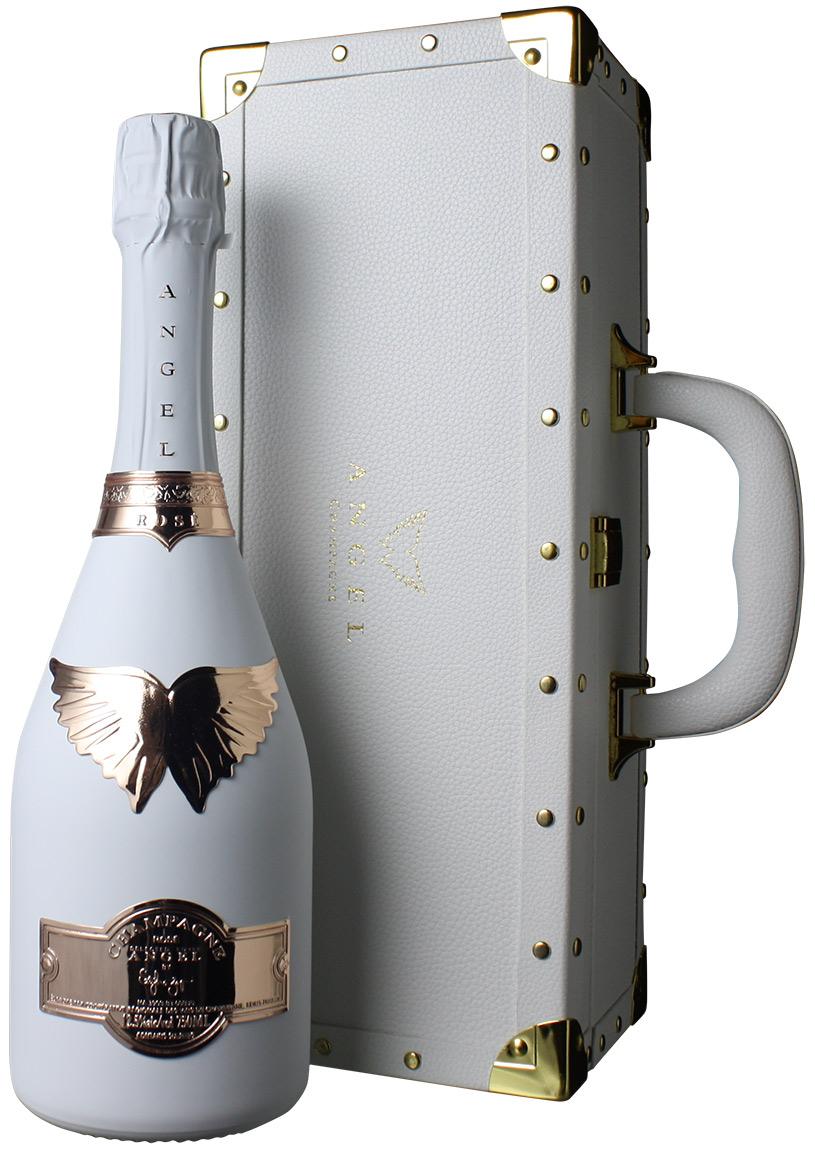 【送料無料】エンジェル ロゼ ホワイト BOX入り NV <ロゼ> <ワイン/シャンパン>