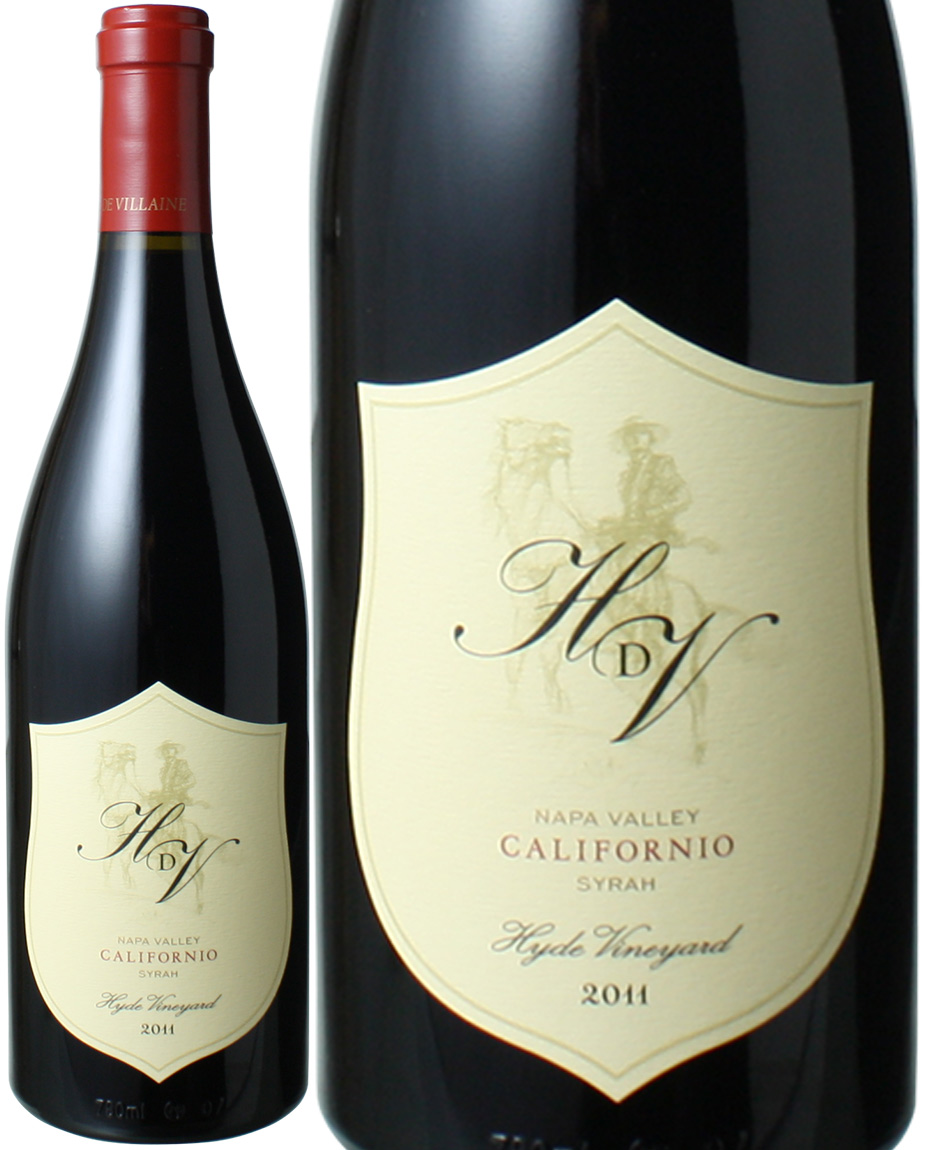 【送料無料】ハイド・ド・ヴィレーヌ シラー [2011] ハイド・ド・ヴィレーヌ <赤> <ワイン/アメリカ>