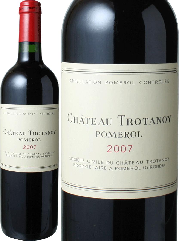 【送料無料】シャトー・トロタノワ [2007] <赤> <ワイン/ボルドー>