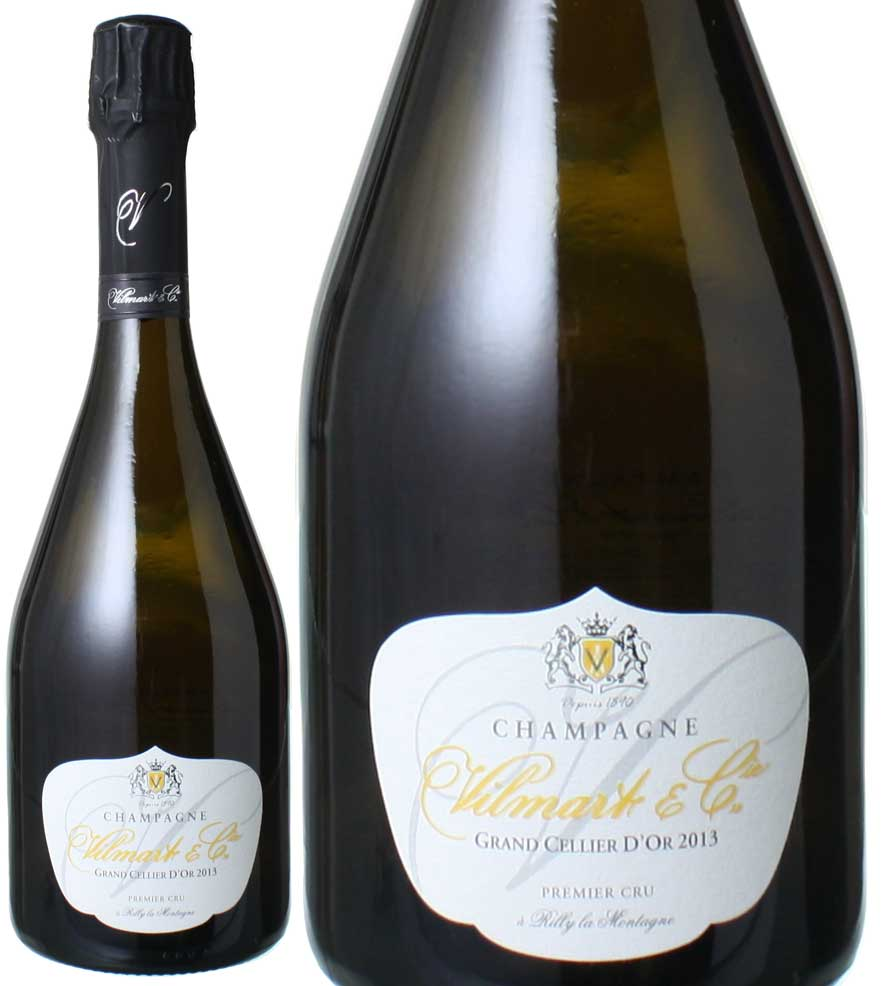 【送料無料】ヴィルマール グラン・セリエ・ドール ブリュット [2013] <白> <ワイン/シャンパン>