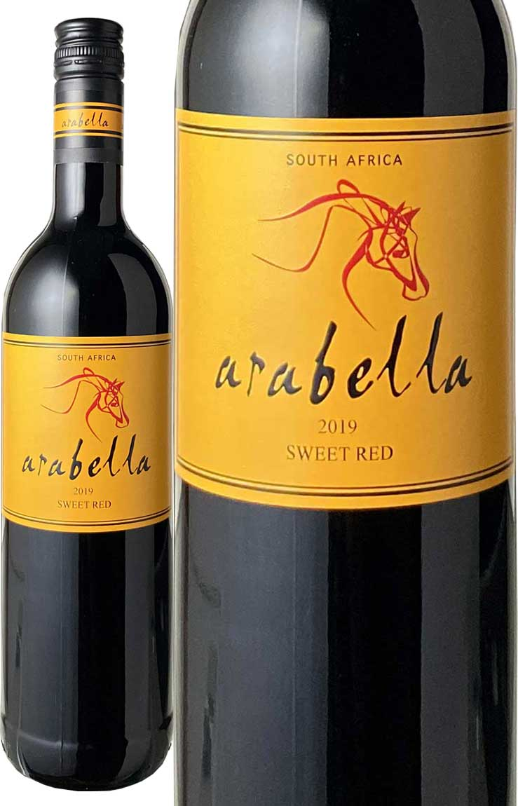 アラベラ スイート レッド SALE 2019 デ 新作通販 ワイン 南アフリカ 赤 ヴェット