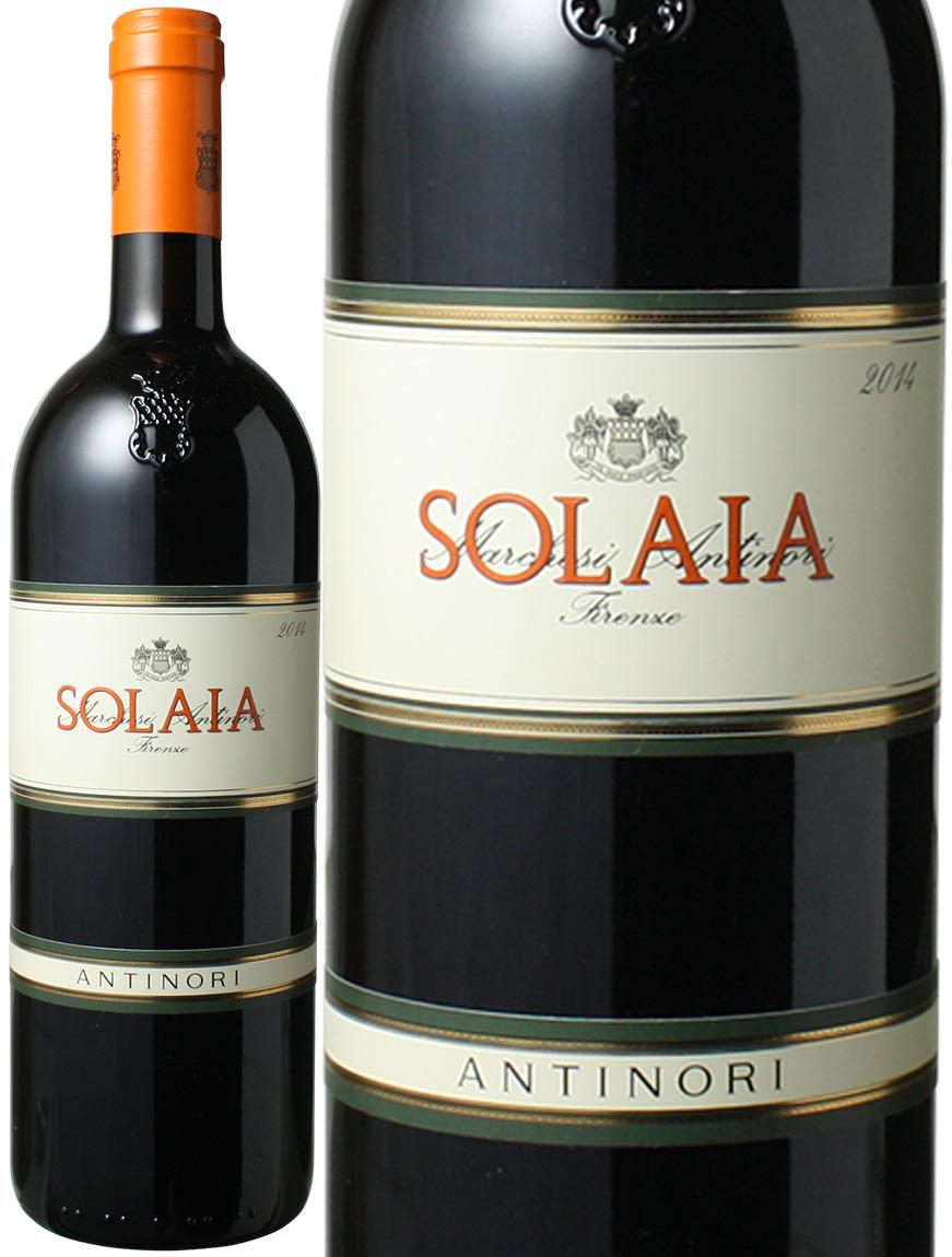 【送料無料】ソライア [2014] アンティノリ <赤> <ワイン/イタリア>