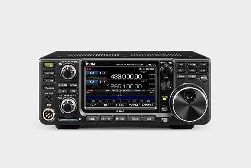 【新製品】IC-9700 (50W) 144/430/1200MHz3バンドオールモードトランシーバー アイコム