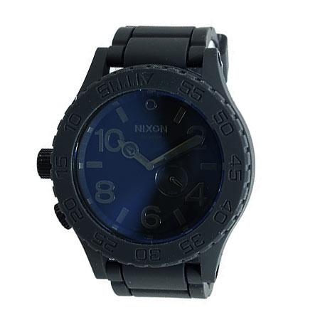 【激安セール】 NIXON ニクソン メンズ 腕時計 THE RUBBER 51-30 A236-195 A236195 グレー×ブラック にくそん 時計 とけい 【RCP】【プレゼント】【セール】, ゴキちゃんグッバイ公式ショップ 1c05356f