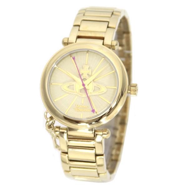 【送料無料】 Vivienne Westwood ヴィヴィアン ウエストウッド レディース 腕時計 時計 ビビアン VV006KGD ヴィヴィアン・ウエストウッド 【あす楽対応】【プレゼント】【ブランド】【セール】