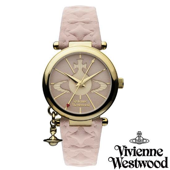 【送料無料】 Vivienne Westwood ヴィヴィアン ウエストウッド レディース 腕時計 時計 ビビアン オーブ VV006PKPK ピンク ヴィヴィアン・ウエストウッド 【あす楽対応】【プレゼント】【ブランド】【ラッキーシール対応】【セール】