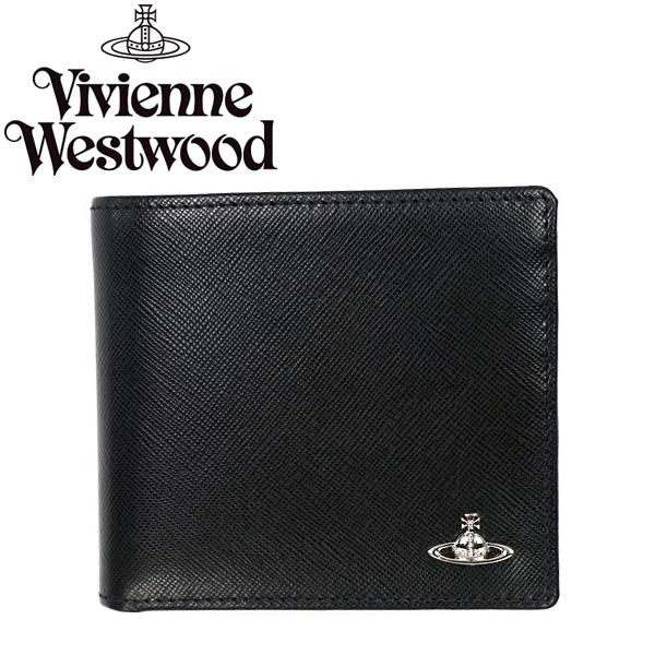 特別オファー ヴィヴィアンウエストウッド 財布 二つ折り財布 小銭入れあり Vivienne Westwood 33364 KENT BLACK ブラック ビビアン ヴィヴィアン・ウエストウッド 2017S/S【送料無料】【RCP】【プレゼント】【ブランド】【セール】, TT-Mall 5bd3adf8