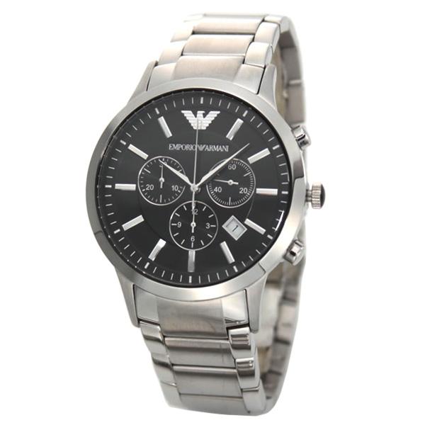 【送料無料】 EMPORIO ARMANI エンポリオアルマーニ メンズ 腕時計 クロノグラフ AR2434 エンポリオ・アルマーニ エンポリ アルマーニ 時計【あす楽対応】【プレゼント】【ブランド】【ラッキーシール対応】【セール】