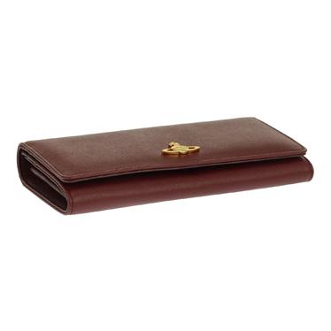 ヴィヴィアン 財布 長財布 ヴィヴィアンウエストウッド Vivienne Westwood 2800 SAFFIANO BORDEAUX ビビアン ヴィヴィアン・ウエストウッドFKTJc35ul1
