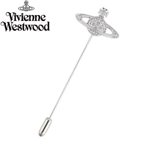 ヴィヴィアン ウエストウッド ラペルピン スーツ ピン ブローチ Vivienne Westwood アクセサリー ビビアン PIN 即出荷 BAS 2020 プレゼ MINI TIE あす楽対応 送料無料 RELIEF 65040007-W110 710413B-1