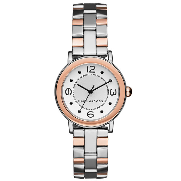 マークジェイコブス 時計 MARC JACOBS 腕時計 レディース MJ3540 時計 RILEY ライリー ホワイト×ピンクゴールド×シルバー【送料無料】【あす楽対応】【プレゼント】【ブランド】