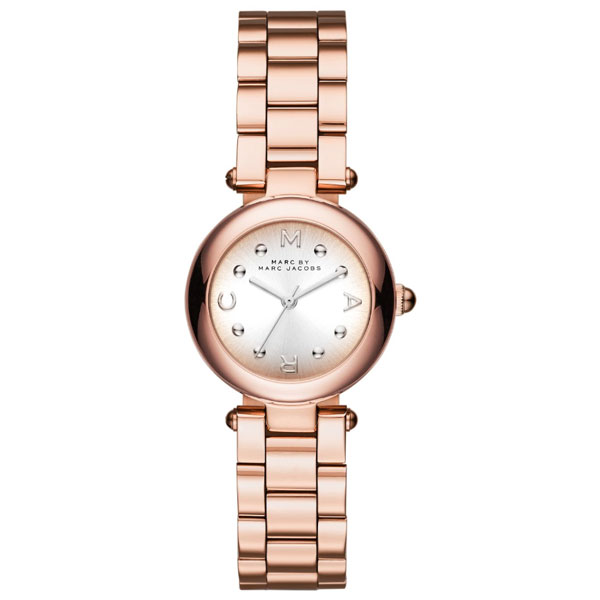 【送料無料】マークジェイコブス 時計 MARC JACOBS 腕時計 レディース MJ3452 時計 Dotty Small ドッティ スモール シルバー×ローズゴールド【あす楽対応】【プレゼント】【ブランド】【セール】