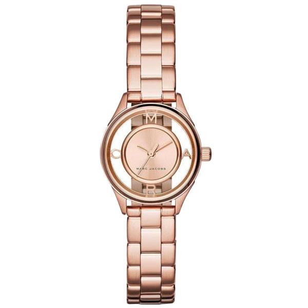 【送料無料】マークジェイコブス 時計 MARC JACOBS 腕時計 レディース MJ3417 時計 Tether Bracelet 25 ティザー ブレスレット 25 ローズゴールド【あす楽対応】【プレゼント】【ブランド】