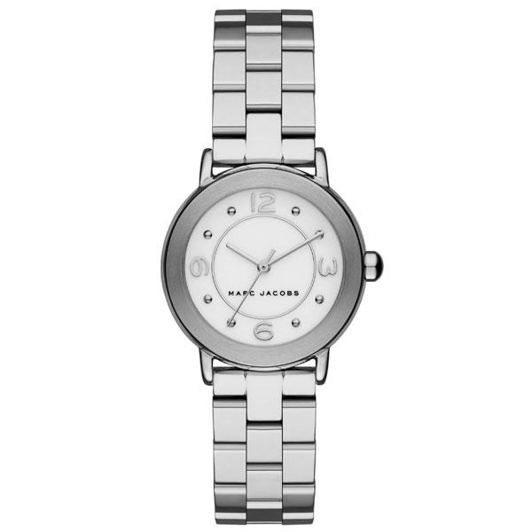 【送料無料】マークジェイコブス 時計 MARC JACOBS 腕時計 レディース MJ3472 時計 Riley ライリー シルバー【あす楽対応】【プレゼント】【ブランド】