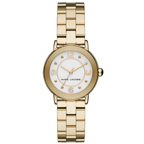 【送料無料】マークジェイコブス 時計 MARC JACOBS 腕時計 レディース MJ3473 時計 Riley ライリー ゴールド【あす楽対応】【プレゼント】【ブランド】
