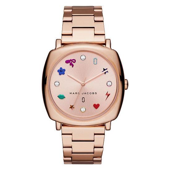 【送料無料】マークジェイコブス 時計 MARC JACOBS 腕時計 レディース MJ3550 時計 MANDY マンディ ピンクゴールド 【あす楽対応】【プレゼント】【ブランド】【セール】
