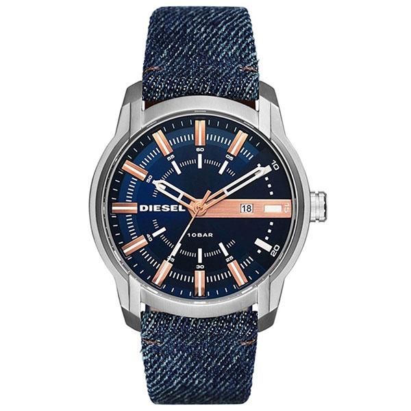 【送料無料】ディーゼル 時計 DIESEL 腕時計 DZ1769 メンズ ネイビー×デニム アームバー とけい ウォッチ 【あす楽対応】【プレゼント】【ブランド】【ラッキーシール対応】【セール】