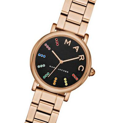 【】マークジェイコブス 時計 MARC JACOBS 腕時計 レディース MJ3569 時計 Classic 28 クラシック ブラック×ピンクゴールド マルチカラー【あす楽対応】【RCP】【プレゼント】【ブランド】【セール】
