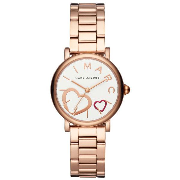 【送料無料】マークジェイコブス 時計 MARC JACOBS 腕時計 レディース MJ3592 時計 Classic 28 クラシック ホワイト×ピンクゴールド【あす楽対応】【プレゼント】【ブランド】