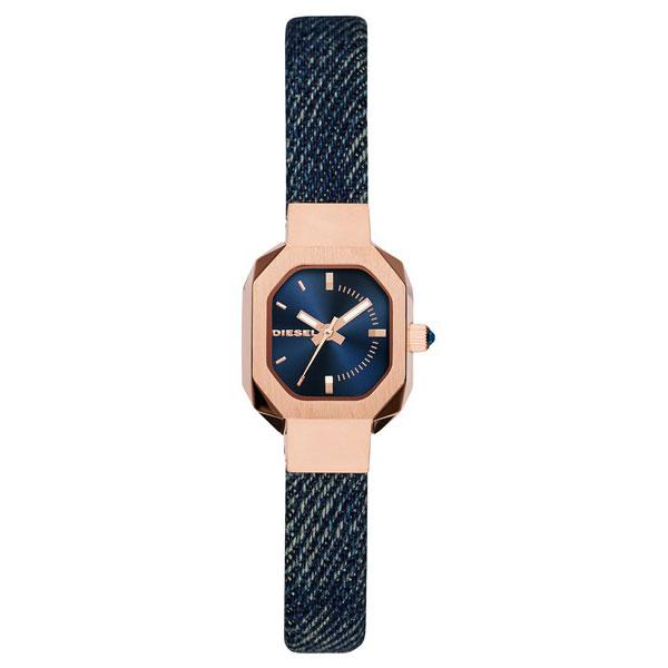 【送料無料】 ディーゼル 時計 DIESEL 腕時計 DZ5569 レディース ネイビー×ピンクゴールド×デニムベルト BAD B とけい ウォッチ 【あす楽対応】【プレゼント】【ブランド】