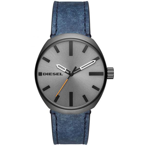 【送料無料】 ディーゼル 時計 DIESEL 腕時計 DZ1832 メンズ KLUTCH クラッチ グレー×ダークブルー とけい ウォッチ 【あす楽対応】【プレゼント】【ブランド】