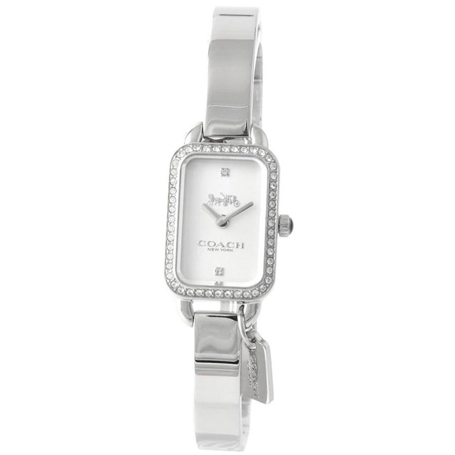 【送料無料】COACH コーチ レディース 腕時計 時計 14502823 Ludlow ラドロー シルバー こーち とけい 【あす楽対応】【プレゼント】【ブランド】【ラッキーシール対応】【セール】