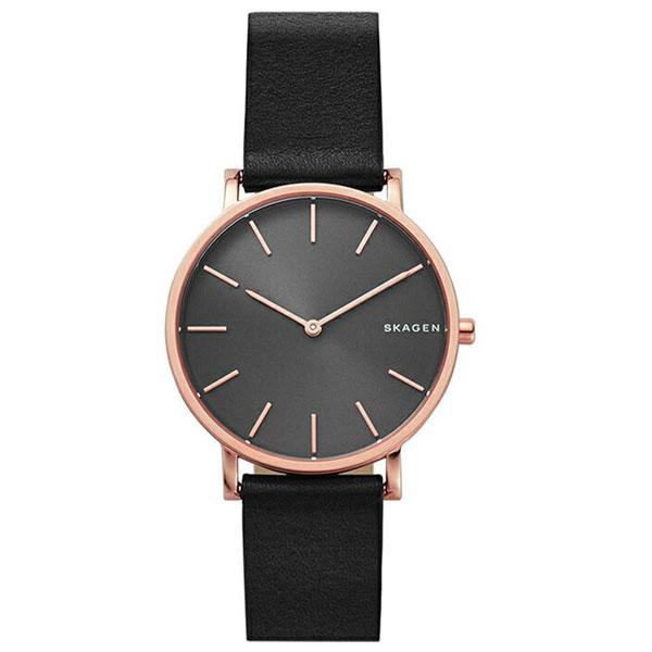 【送料無料】SKAGEN スカーゲン メンズ 腕時計 SKW6447 HAGEN ハーゲン 時計 男性用 グレー×ブラック×ピンクゴールド とけい 【あす楽対応】【プレゼント】【ブランド】【ラッキーシール対応】【セール】