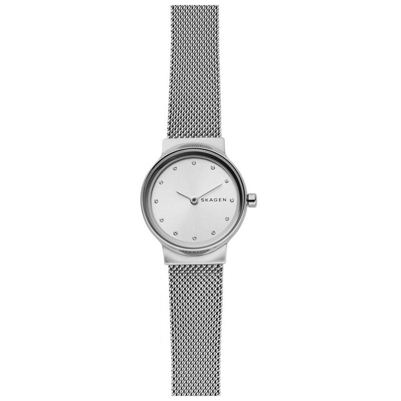【送料無料】SKAGEN スカーゲン レディース 腕時計 SKW2715 FREJA フレア 時計 女性用 シルバー×シルバー とけい 【あす楽対応】【プレゼント】【ブランド】【ラッキーシール対応】【セール】