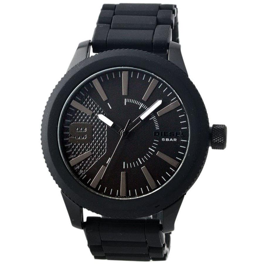 【超目玉】【送料無料】DIESEL ディーゼル 腕時計 時計 メンズ DZ1873 Rasp ラスプ ブラック【あす楽対応】【プレゼント】【ラッキーシール対応】【セール】