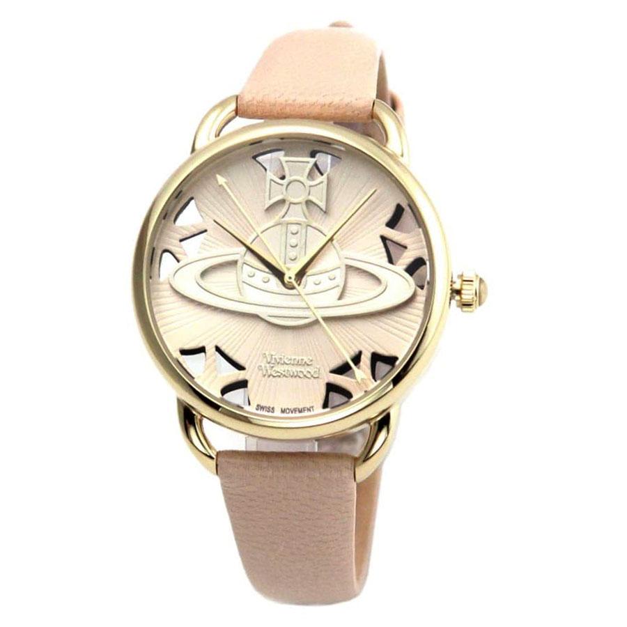 【送料無料】Vivienne Westwood ヴィヴィアン ウエストウッド レディース 腕時計 時計 ビビアン VV163BGPK リーデンホール ピンク×ゴールド ヴィヴィアン・ウエストウッド【あす楽対応】【プレゼント】【ブランド】【ラッキーシール対応】【セール】