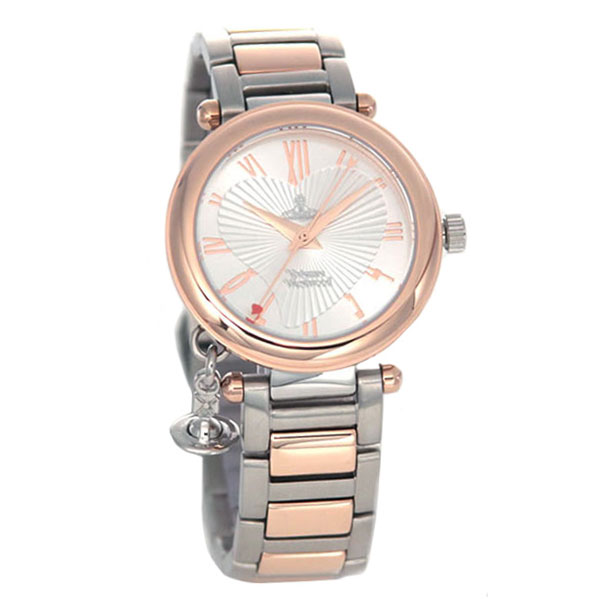 【送料無料】Vivienne Westwood ヴィヴィアン ウエストウッド レディース 腕時計 時計 ビビアン Orb オーブ VV006RSSL ヴィヴィアン・ウエストウッド 【あす楽対応】【プレゼント】【ブランド】【ラッキーシール対応】