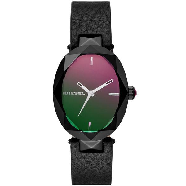 【送料無料】ディーゼル 偏光ガラス×ブラック とけい ウォッチ【あす楽対応】【ブランド】【プレゼント】【セール】 DZ5578 レディース DIESEL 腕時計 ジュールズ 時計