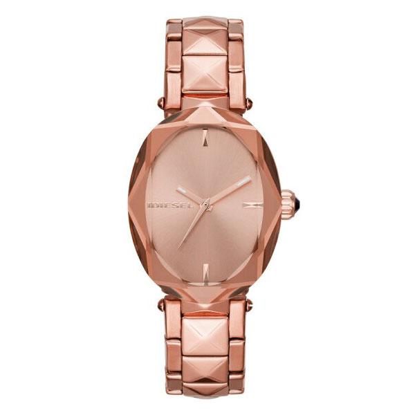 【送料無料】ディーゼル 時計 DIESEL 腕時計 レディース DZ5580 JULEZ ジュールズ オールピンクゴールド とけい ウォッチ 【あす楽対応】【プレゼント】【ブランド】【ラッキーシール対応】