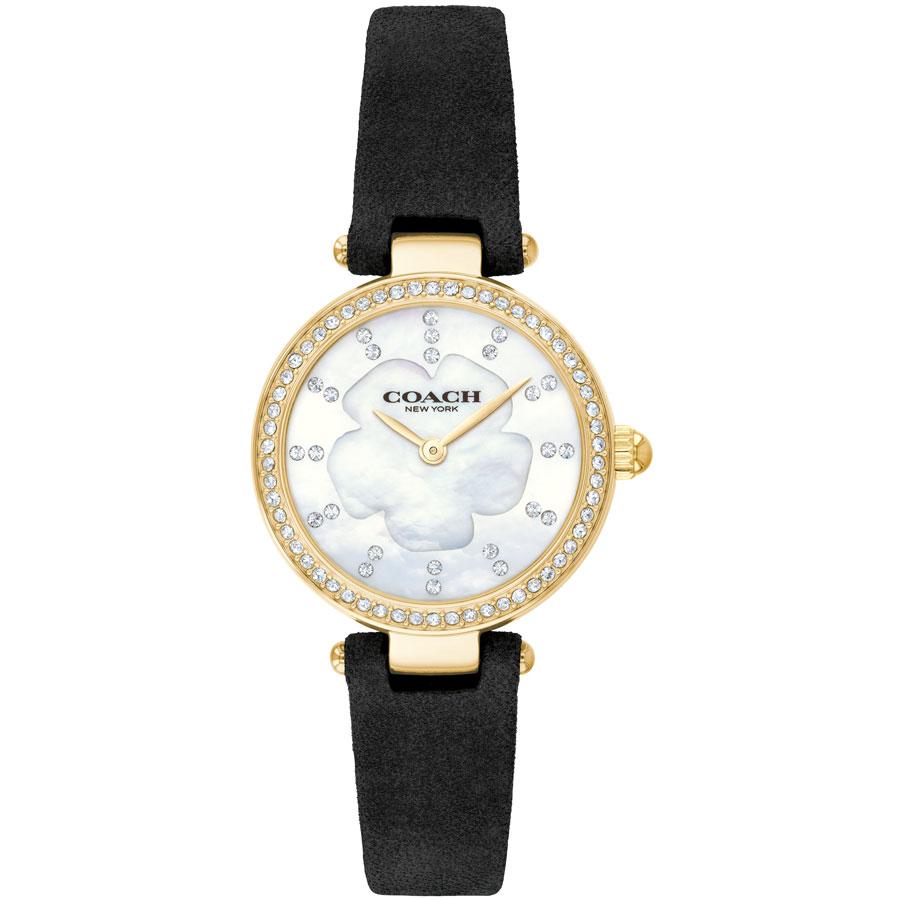 【送料無料】COACH コーチ レディース 腕時計 時計 14503103 PARK パーク ホワイトシェル×ブラック こーち 【あす楽対応】【プレゼント】【ブランド】【ラッキーシール対応】【セール】