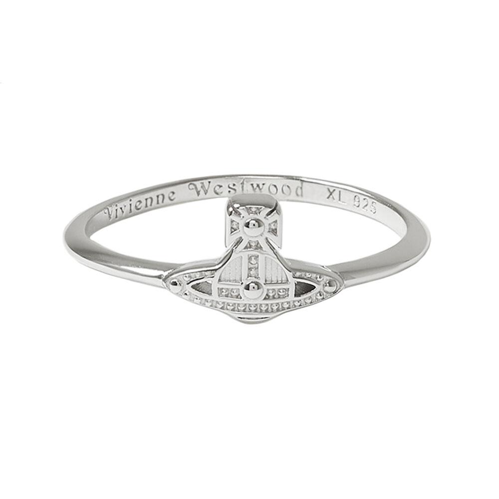 【送料無料】ヴィヴィアン ウエストウッド リング 指輪 Vivienne Westwood ビビアン SR1842-1 SR1842/1 OSLO RING シルバー ヴィヴィアン・ウエストウッド ビビアン【あす楽対応】【プレゼント】【ブランド】