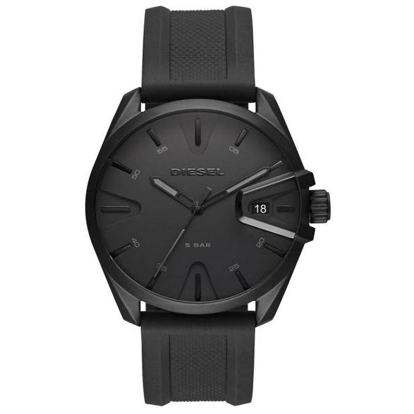 【送料無料】ディーゼル 時計 DIESEL 腕時計 DZ1892 メンズ 男性用 MS9 エムエスナイン オールブラック とけい ウォッチ 【あす楽対応】【ブランド】【プレゼント】【ラッキーシール対応】【セール】