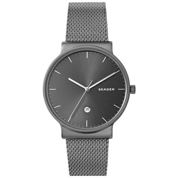 【送料無料】SKAGEN スカーゲン メンズ 腕時計 SKW6432 ANCHER 時計 男性用 ガンメタル【あす楽対応】【ブランド】【プレゼント】【セール】